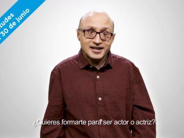 ¿Quieres ser actor o actriz?