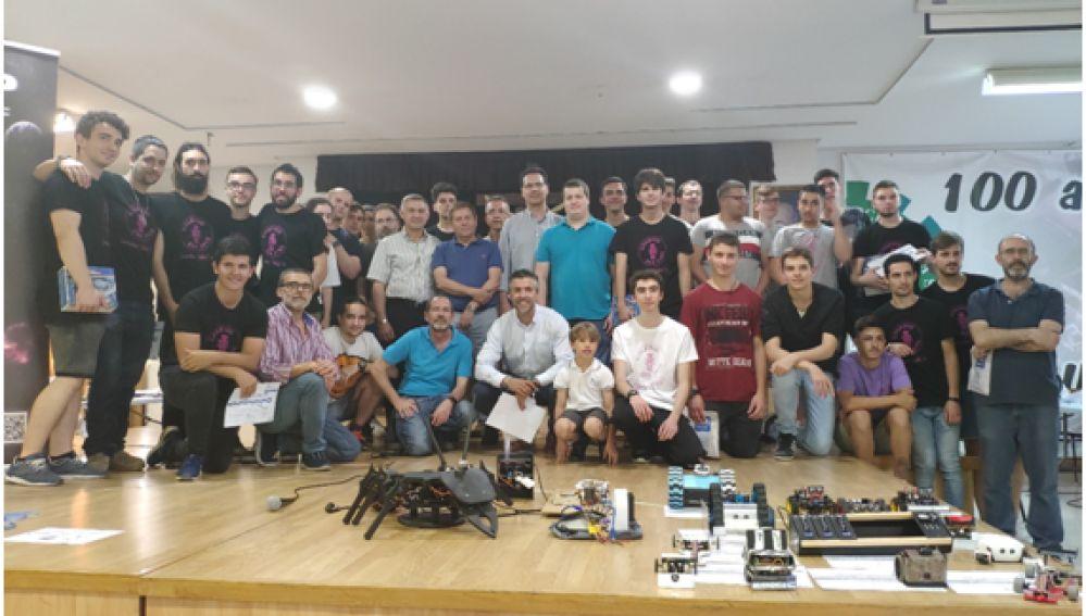 Tercer encuentro de robótica
