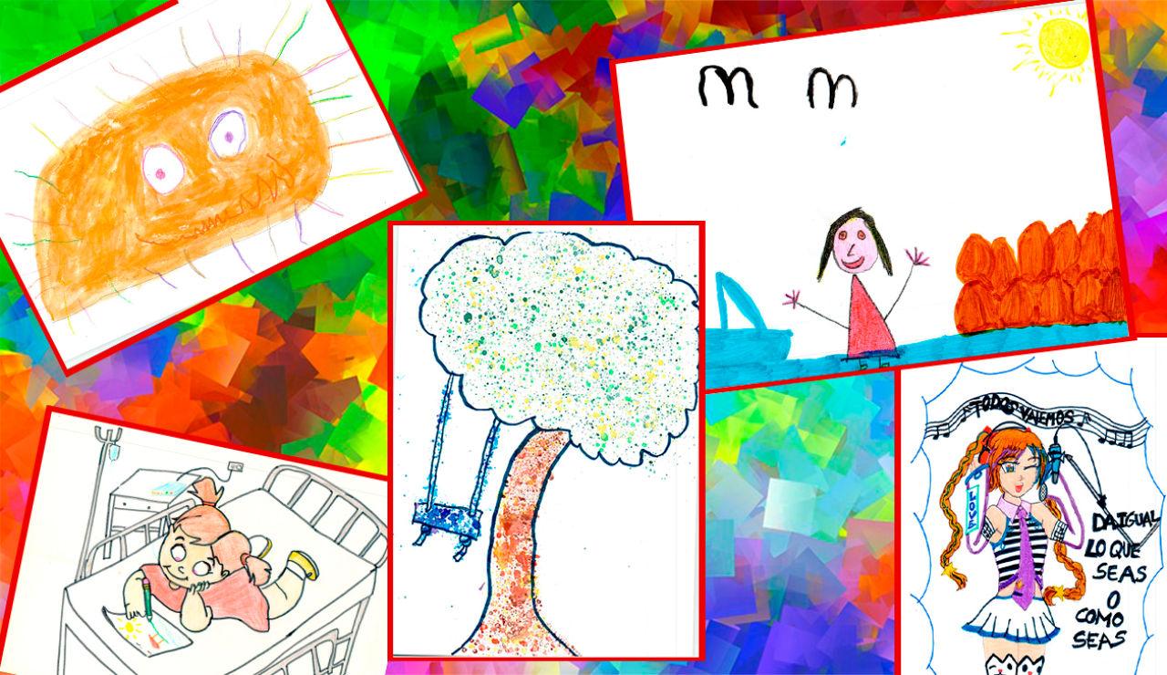 Concurso de dibujos para el calendario