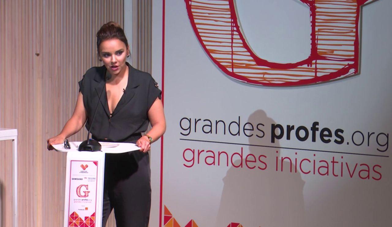 Resumen de la ceremonia de entrega de los Premios 'Grandes Profes, Grandes Iniciativas' 2018-2019