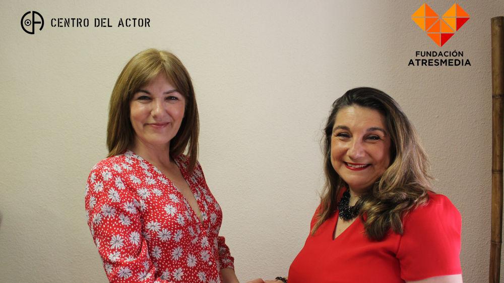 Firmamos un acuerdo con Centro del actor