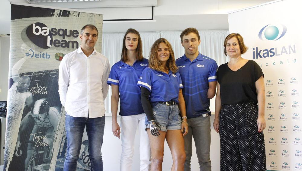 Acuerdo entre Basque Team e Ikaslan Bizkaia