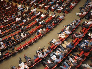 Conferencia sobre educación en Hamburgo