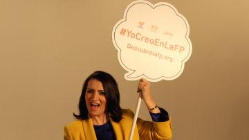 Silvia Abril acaba con los tópicos sobre la FP