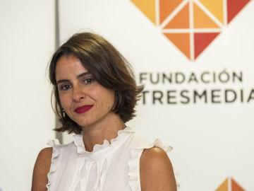 La gerente de la Fundación Atresmedia, Lary León.