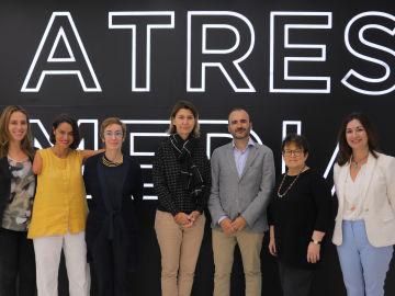 Encuentro entre Fundación Atresmedia y Fundación Orange Europa