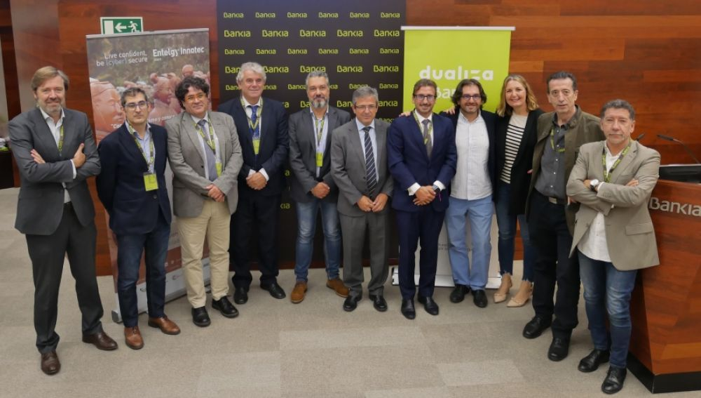 Fundación Bankia y Entelgy Innotec Security