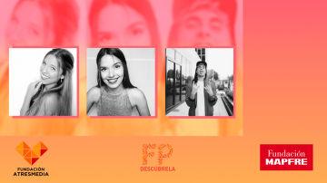 Laia Oli, iLeoVlogs y Andrea Mengual protagonizan la nueva campaña Descubre tu Futuro