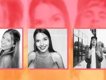 Laia Oli, Andrea Mengual e iLeoVlogs