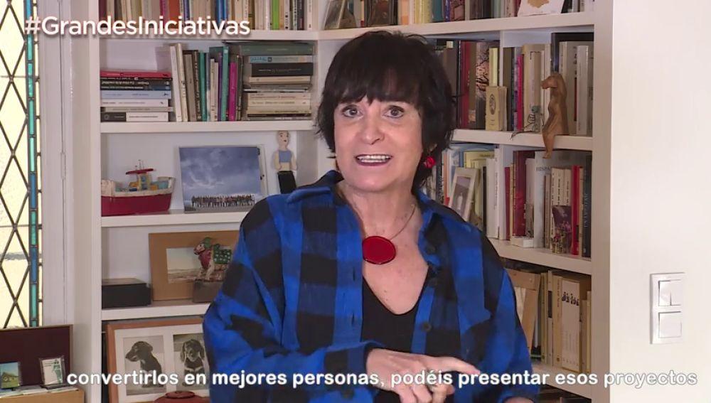 Rosa Montero te invita a inspirarte en la lectura para poner en marcha tu proyecto educativo