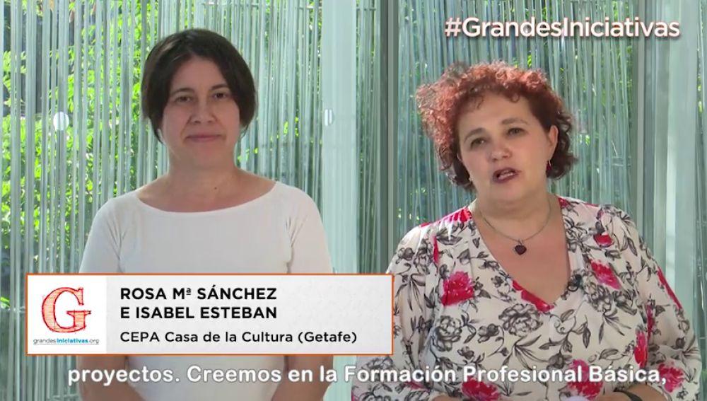 Las profesoras del CEPA Getafe te animan a poner en marcha tu proyecto