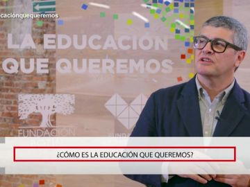 Entrevista José Luis ¿Cómo es la educación qué queremos?
