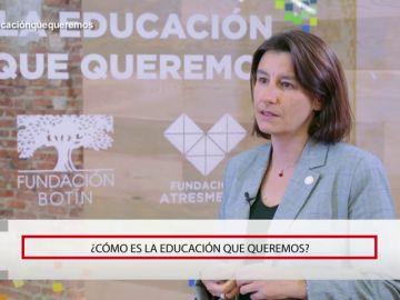 Entrevista Fátima ¿Cómo es la educación que queremos?
