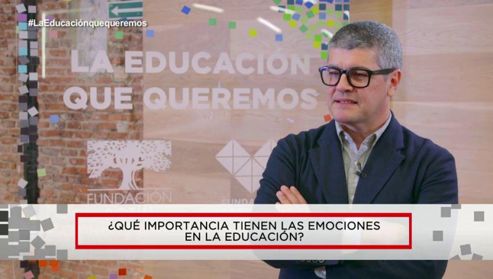 Entrevista José Luis ¿Qué importancia tienen las emociones?