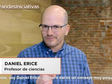 Sigue el consejo de Daniel Erice y ¡pon en marcha tu proyecto educativo!