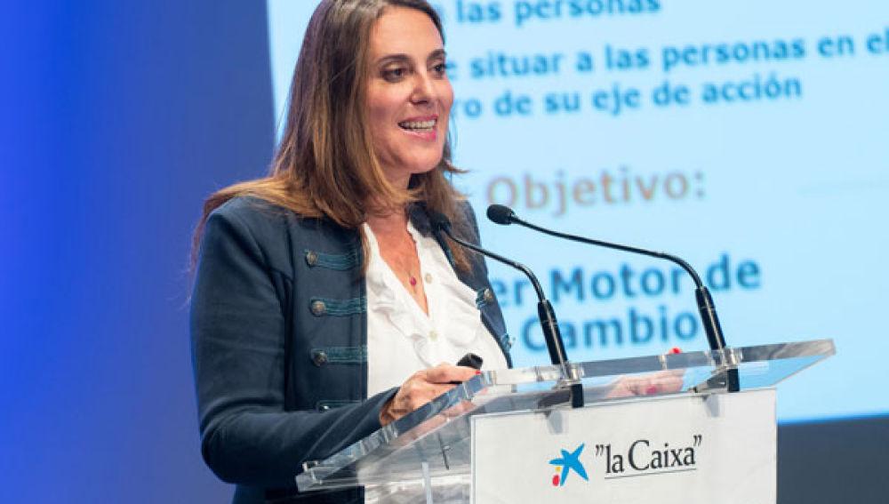 Nuria Alonso, dircom de la Fundación ATRESMEDIA