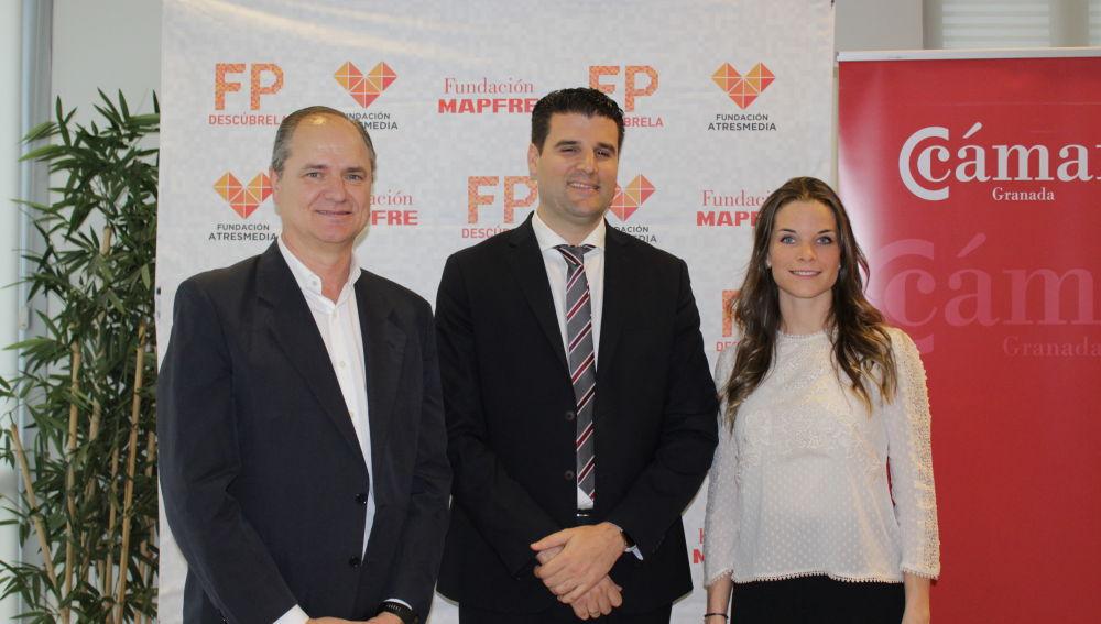 'Acércate a la FP' celebra un nuevo encuentro en Granada