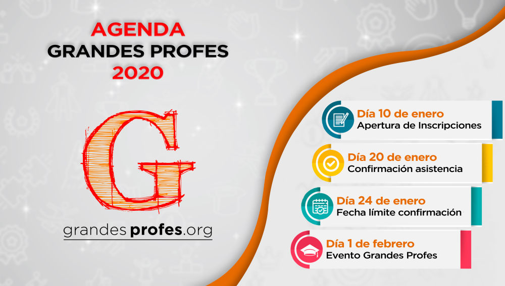 Agenda Grandes Profes