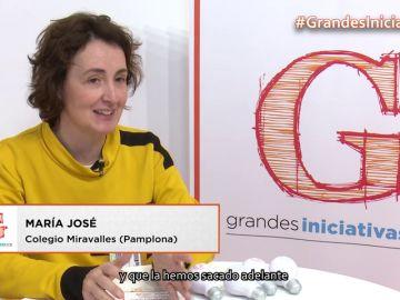 La profesora María José Ruso te anima a poner en marcha