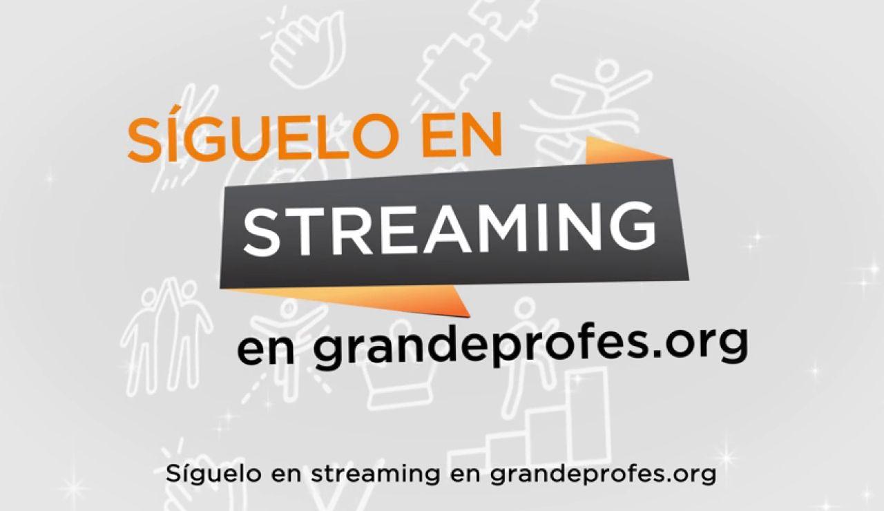 Sigue '¡Grandes Profes!' en streaming