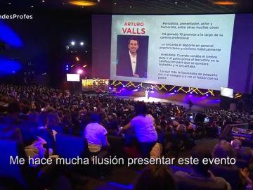 Resumen del encuentro de Grandes Profes 2020