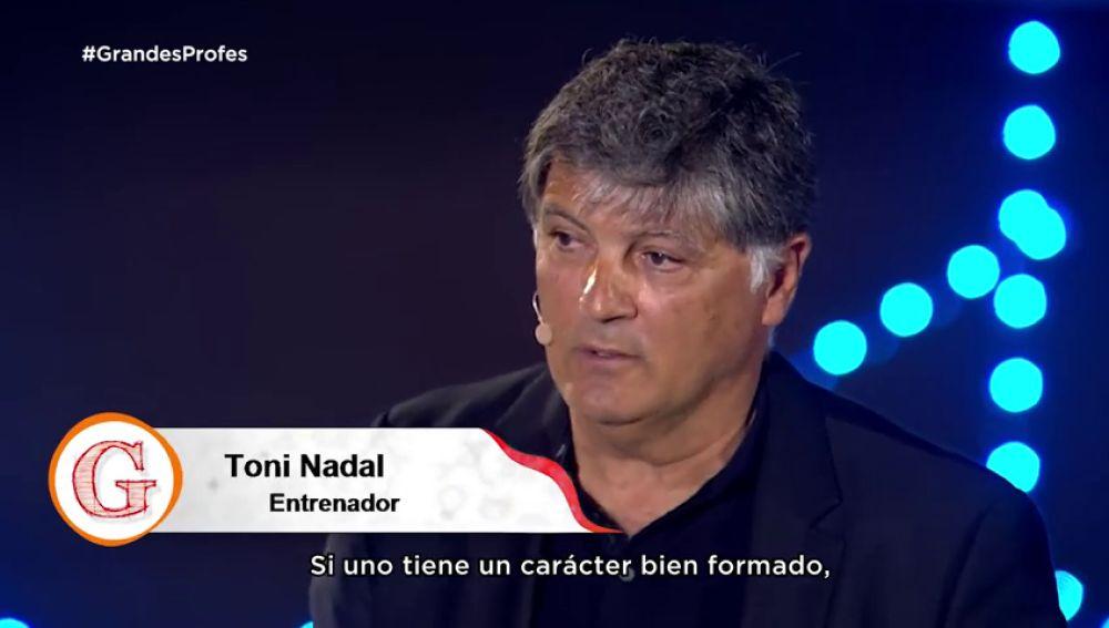 Mejores Momentos de Grandes Profes 2020: Toni Nadal
