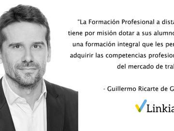 Guillermo Ricarte de Gracia - Linkia FP