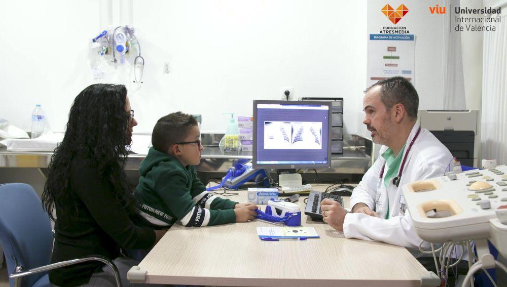 Curso Comunicación con el Paciente Pediátrico