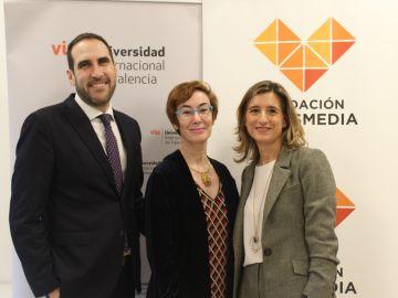 José Ramos, Carmen Bieger, Eva Giner