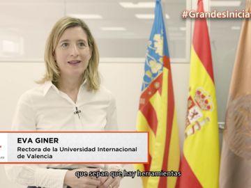 La rectora de la Universidad Internacional de Valencia señala la importancia de la formación de los profesores