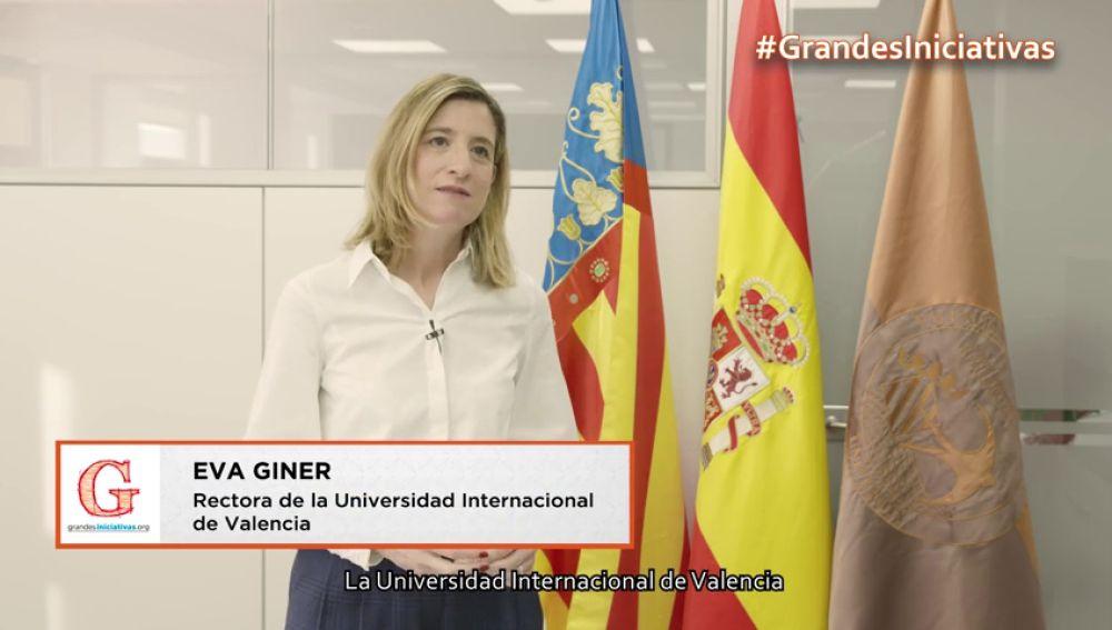 La Universidad Internacional de Valencia participa en los Premios 'Grandes Iniciativas'