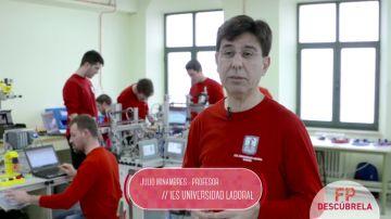 Técnico Superior en Mecatrónica Industrial