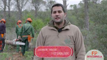 Profesional Básico en Aprovechamientos Forestales