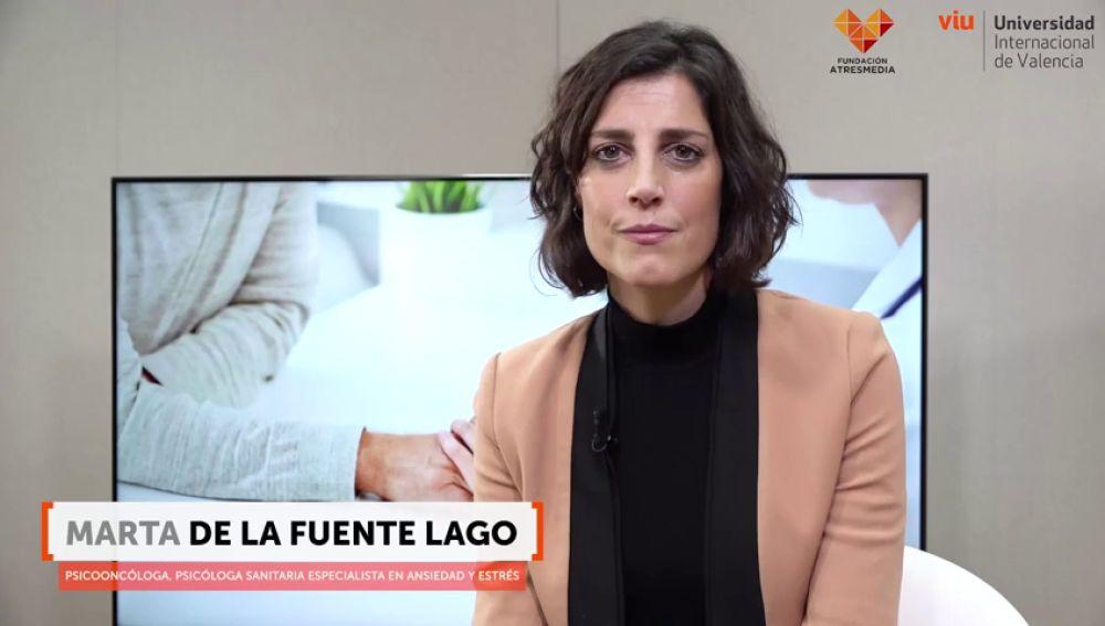 """""""La formación nos empodera y ayuda a reducir el estrés"""""""