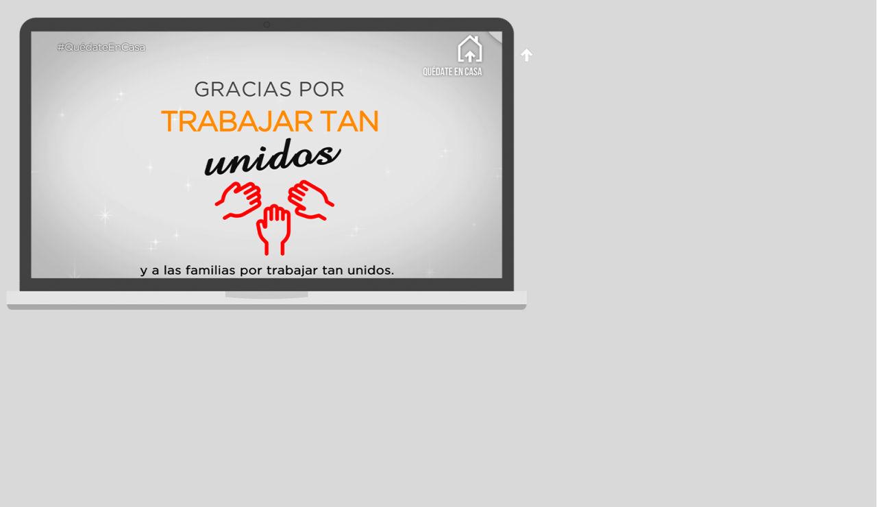 #JuntosXlaEducación