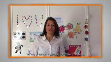 Mensajes para agradecer a profesores y familias: Cristina Nóvoa