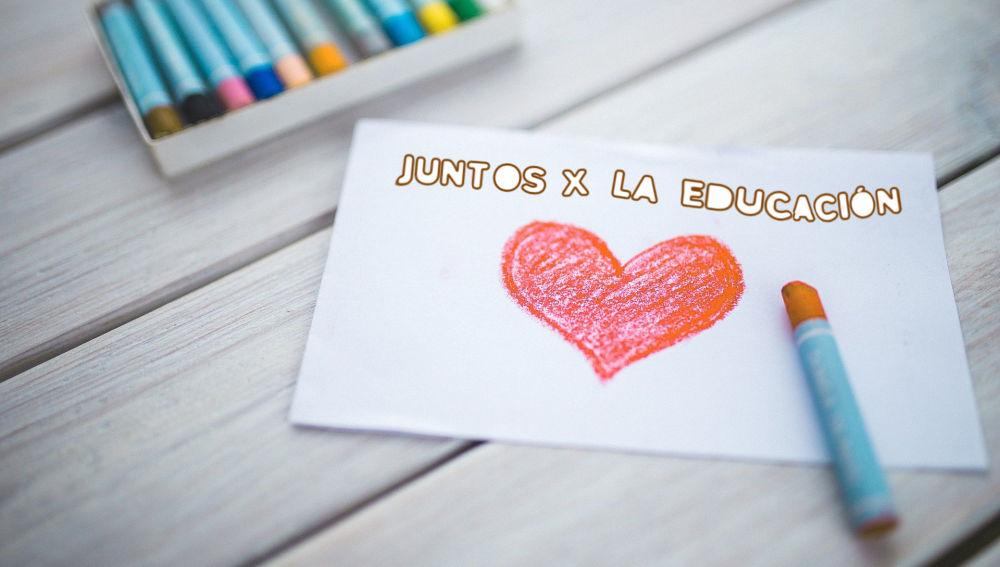 Pasos para participar en los mensajes de agradecimiento #JUntosXlaEducación