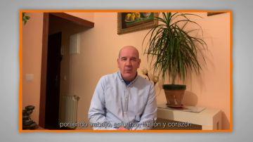 Mensajes para agradecer a profesores y familias: Antonio Ferrándiz