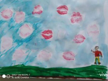 El Colegio del Hospital Niño Jesús lanza sus besos virtuales