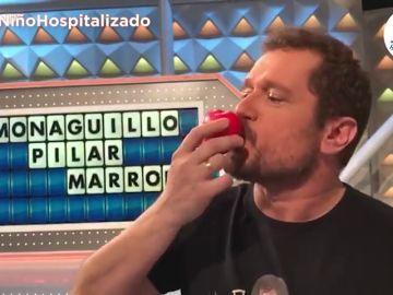El Monaguillo prepara sus besos para el Día del Niño Hospitalizado