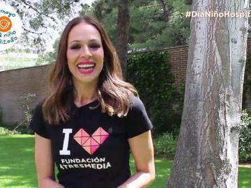 Eva González, embajadora del Día del Niño Hospitalizado