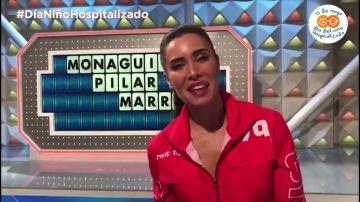 Pilar Rubio lanza su beso por el Día del Niño Hospitalizado