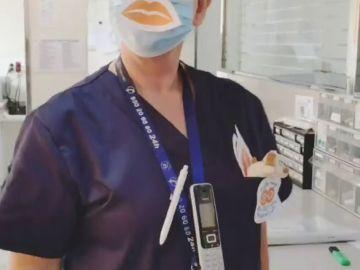 Miles de besos desde el Hospital HLA Mediterráneo