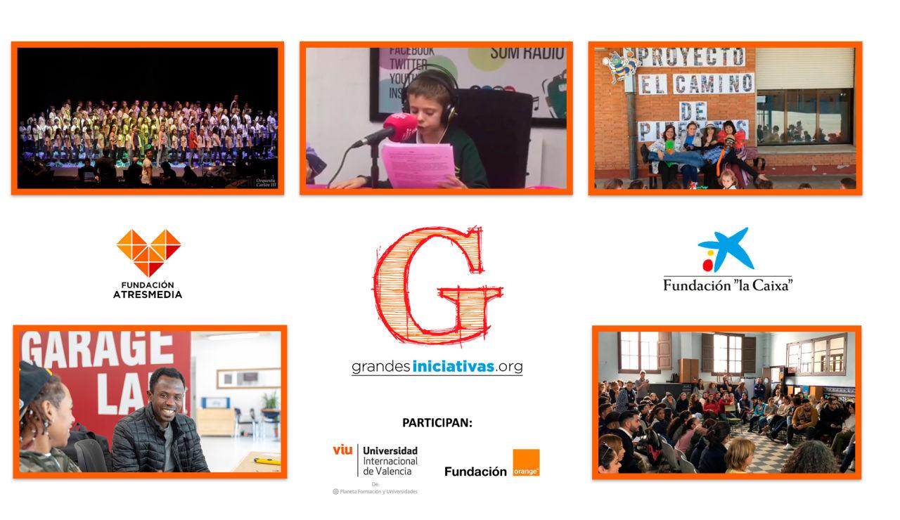 Ganadores 7ª edición Grandes Iniciativas
