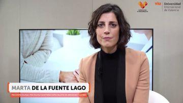 Marta de la Fuente imparte el Curso de Comunicación en Pediatría