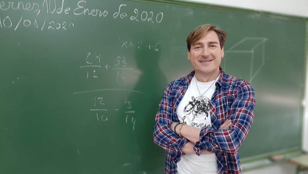 EDUCACIÓN PRIMARIA: Toni García