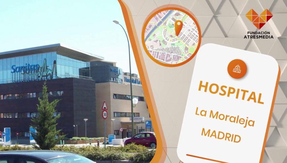 Hospital Sanitas la Moraleja