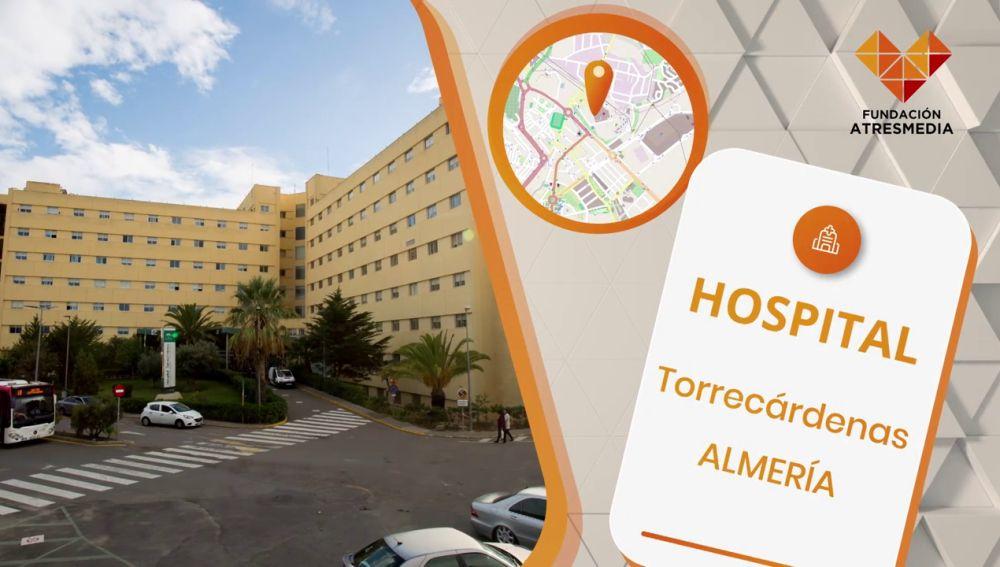 El compromiso del Hospital de Torrecárdenas con la humanización pediátrica