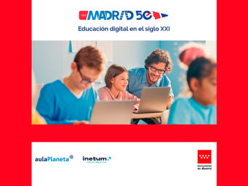 Educación digital Madrid 5e