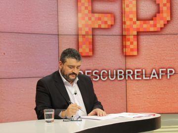 Luis García, FP Empresa